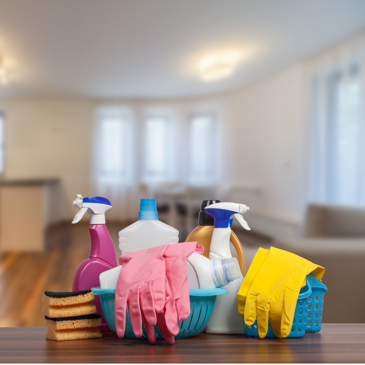 Cleaning Materials For Moving Your Elderly Parents Out of the Home